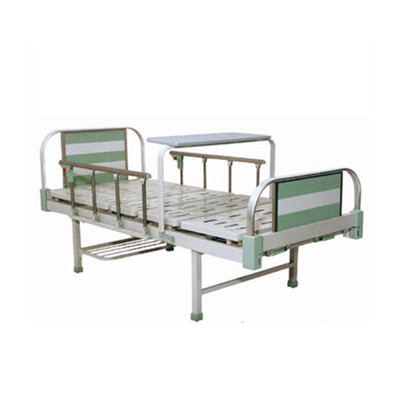 DP-L204 Aluminum Alloy Two-crank Manual Bed